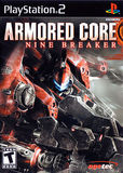 Armored Core: Nine Breaker (PlayStation 2)