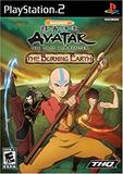 Avatar: The Last Airbender: The Burning Earth (PlayStation 2)