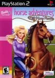 Barbie Horse Adventures: Wild Horse Rescue (PlayStation 2)