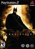 Batman Begins (PlayStation 2)