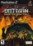 Batman: Rise of Sin Tzu (PlayStation 2)