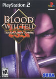Blood Will Tell (PlayStation 2)