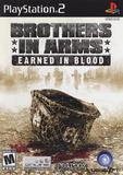 Brothers in Arms: Earned in Blood (PlayStation 2)