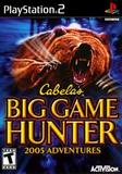 Cabela's Big Game Hunter 2005 Adventures (PlayStation 2)