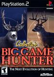 Cabela's Big Game Hunter (PlayStation 2)