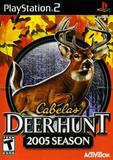 Cabela's Deer Hunt: 2005 Season (PlayStation 2)