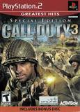 Call of Duty 3 -- Special Edition (PlayStation 2)