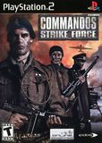 Commandos: Strike Force (PlayStation 2)