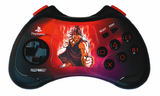 Controller -- Street Fighter: Limited Edition Akuma (PlayStation 2)