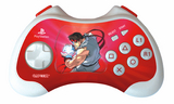Controller -- Street Fighter: Ryu (PlayStation 2)