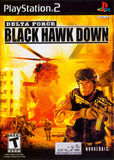 Delta Force: Black Hawk Down (PlayStation 2)