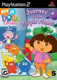 Dora the Explorer: Journey to the Purple Planet (PlayStation 2)