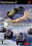 Dropship: United Peace Force (PlayStation 2)