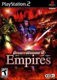 Dynasty Warriors 4: Empires (PlayStation 2)