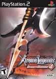 Dynasty Warriors 4: Xtreme Legends (PlayStation 2)