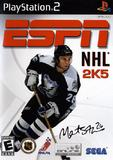 ESPN NHL 2K5 (PlayStation 2)