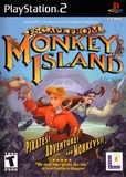 Escape from Monkey Island (PlayStation 2)
