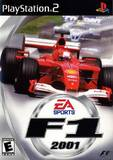 F1 2001 (PlayStation 2)