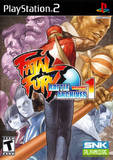 Fatal Fury: Battle Archives Volume 1 (PlayStation 2)