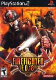 Firefighter F.D.18 (PlayStation 2)