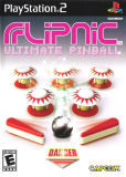 Flipnic: Ultimate Pinball (PlayStation 2)