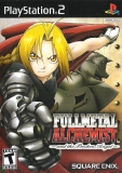Fullmetal Alchemist and the Broken Angel (PlayStation 2)