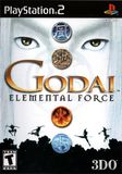 GoDai: Elemental Force (PlayStation 2)