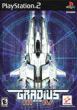 Gradius III and IV (PlayStation 2)