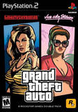 Grand Theft Auto Double Pack: Liberty City Stories/Vice City Stories (PlayStation 2)