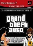 Grand Theft Auto Double Pack (PlayStation 2)