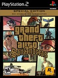 Grand Theft Auto: San Andreas -- Special Edition (PlayStation 2)