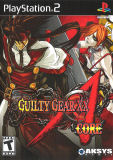 Guilty Gear XX: Accent Core (PlayStation 2)