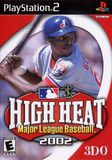 High Heat Major League Baseball 2002 (PlayStation 2)