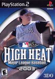 High Heat Major League Baseball 2003 (PlayStation 2)