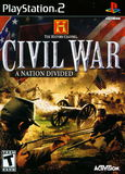 History Channel: Civil War: A Nation Divided, The (PlayStation 2)