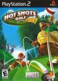 Hot Shots Golf Fore! (PlayStation 2)