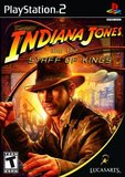 Indiana Jones and the Staff of Kings (PlayStation 2)