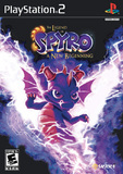 Legend of Spyro: A New Beginning, The (PlayStation 2)