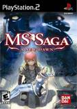 MS Saga: A New Dawn (PlayStation 2)