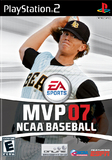 MVP 07 NCAA Baseball (PlayStation 2)