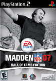 Madden NFL 07 -- Hall of Fame Edition (PlayStation 2)