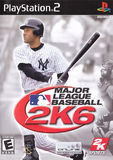 Major League Baseball 2K6 (PlayStation 2)