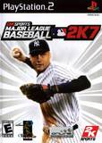 Major League Baseball 2K7 (PlayStation 2)