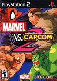 Marvel vs. Capcom 2 (PlayStation 2)
