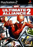 Marvel: Ultimate Alliance 2 (PlayStation 2)
