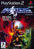 Masters of the Universe He-Man: Defender of Grayskull (PlayStation 2)