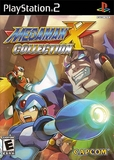 Mega Man X Collection (PlayStation 2)