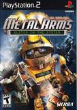 Metal Arms: Glitch in the System (PlayStation 2)