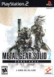 Metal Gear Solid 2: Substance (PlayStation 2)