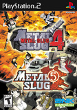 Metal Slug 4 / Metal Slug 5 (PlayStation 2)